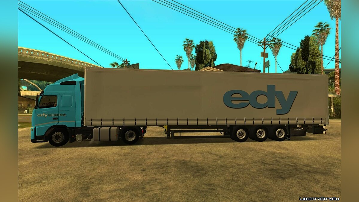Truck 2006 Volvo FH12 460 for GTA San Andreas