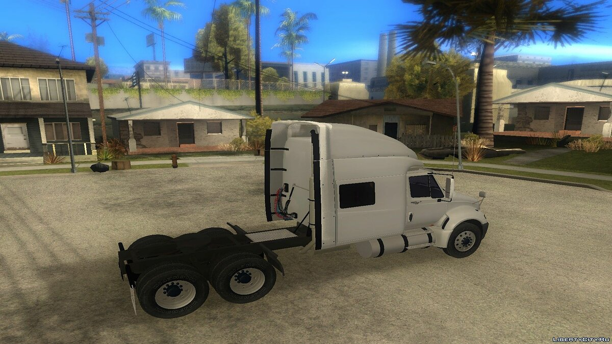 Truck International Prostar 2012 for GTA San Andreas
