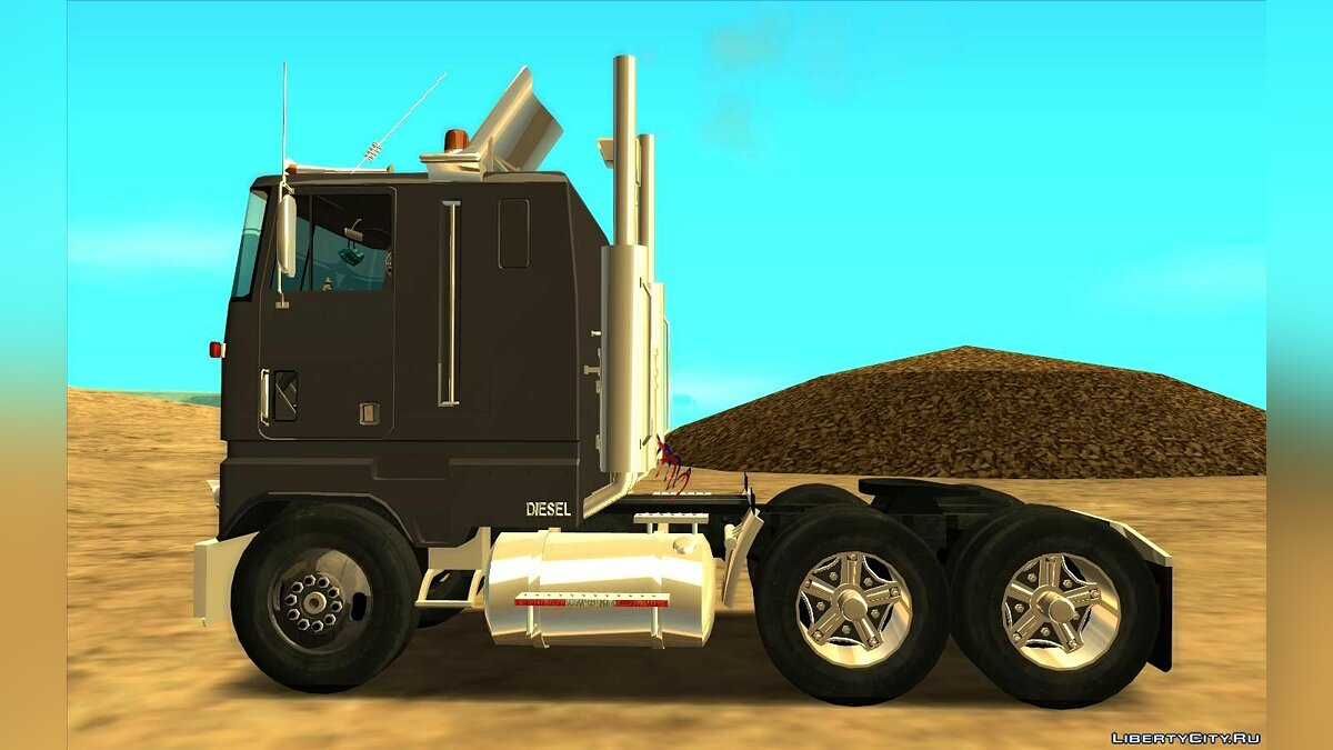 Truck Ford 9000 for GTA San Andreas