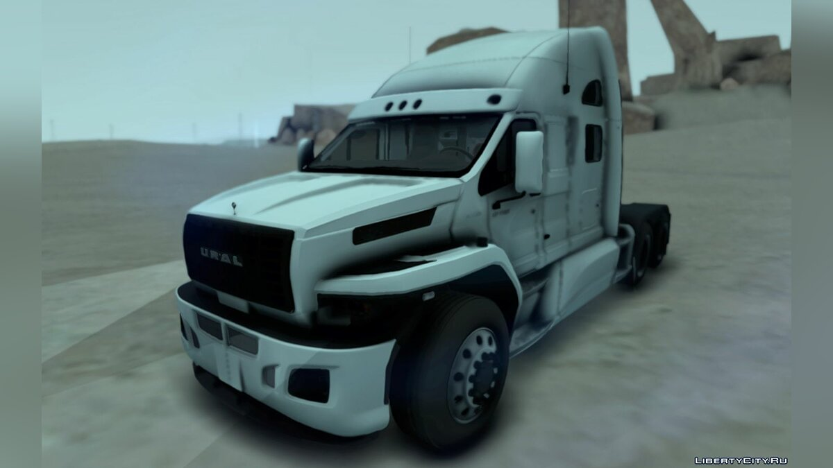 Truck Урал Next for GTA San Andreas