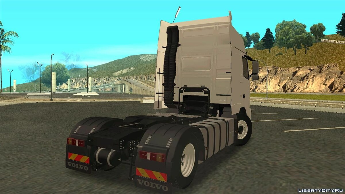 Truck Volvo FH12 for GTA San Andreas