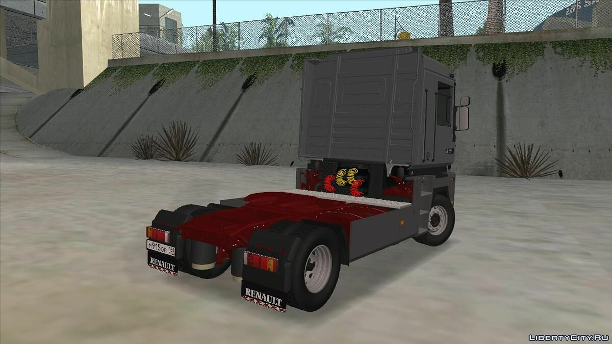 Truck Renault magnum for GTA San Andreas
