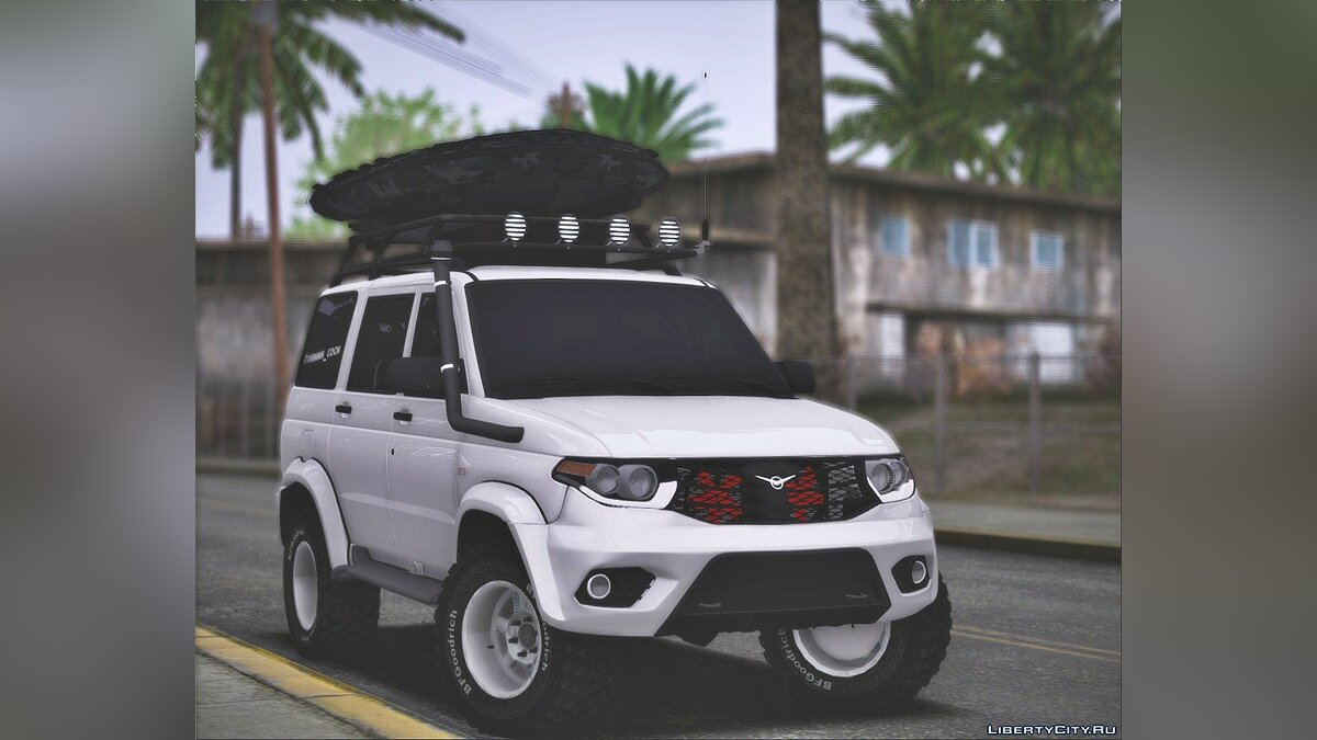 UAZ car UAZ Patriot - Off-Road for GTA San Andreas
