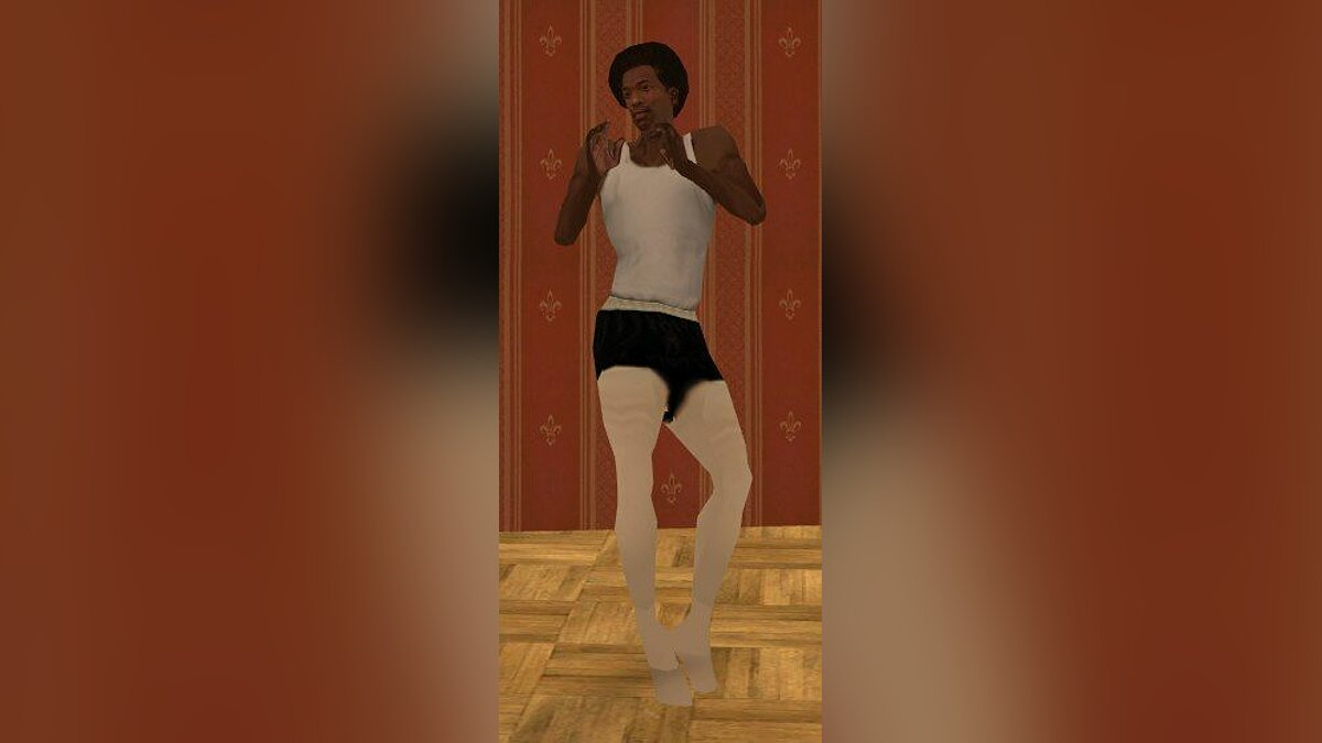 Skin Pantyhose and stockings for GTA San Andreas