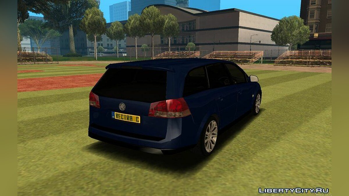 Vauxhall car Vauxhall Vectra Mk3 Caravan SW for GTA San Andreas