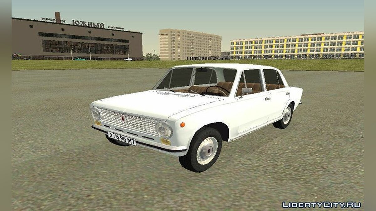VAZ car VAZ 21011 for GTA San Andreas