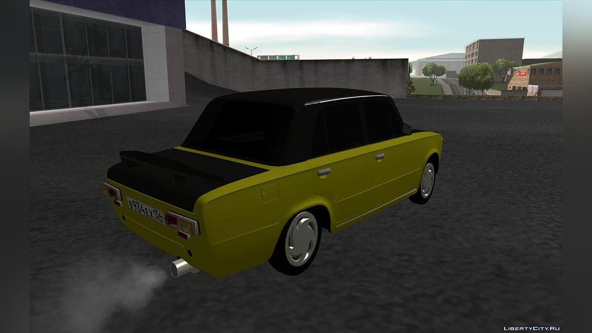 VAZ 2101 Easy tuning for GTA San Andreas - Картинка #3