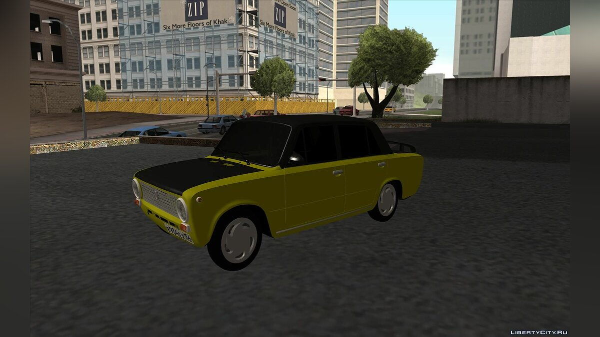 VAZ 2101 Easy tuning for GTA San Andreas - Картинка #1