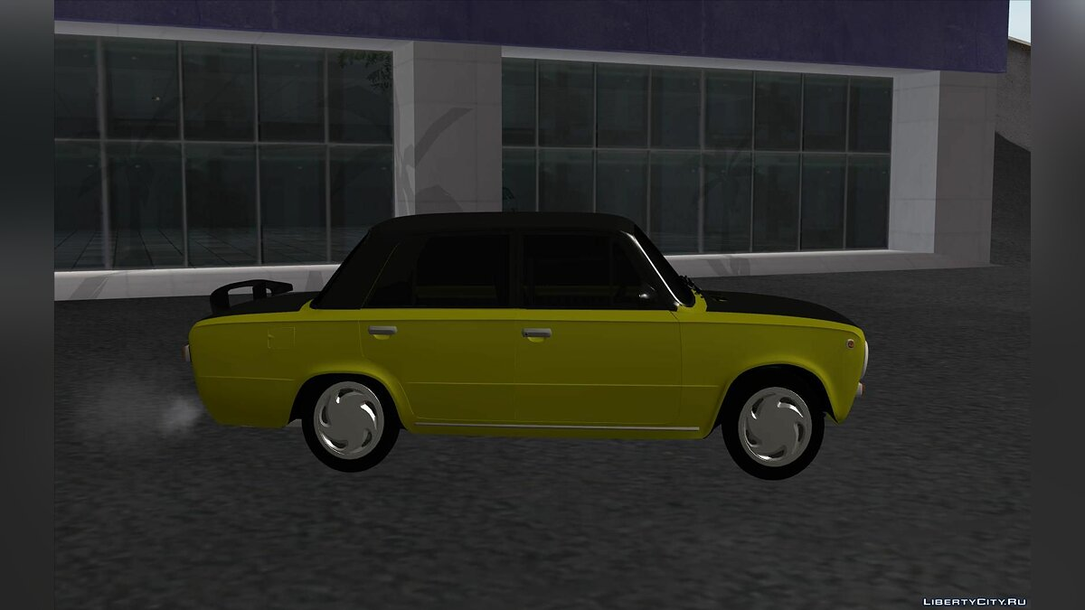 VAZ 2101 Easy tuning for GTA San Andreas - Картинка #4