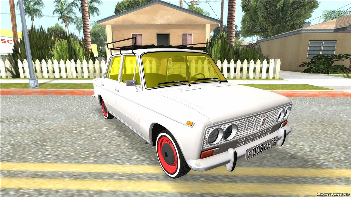 VAZ car VAZ 2103 for GTA San Andreas