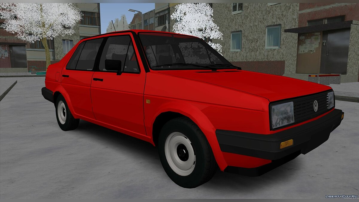 Volkswagen car Volkswagen jetta for GTA San Andreas