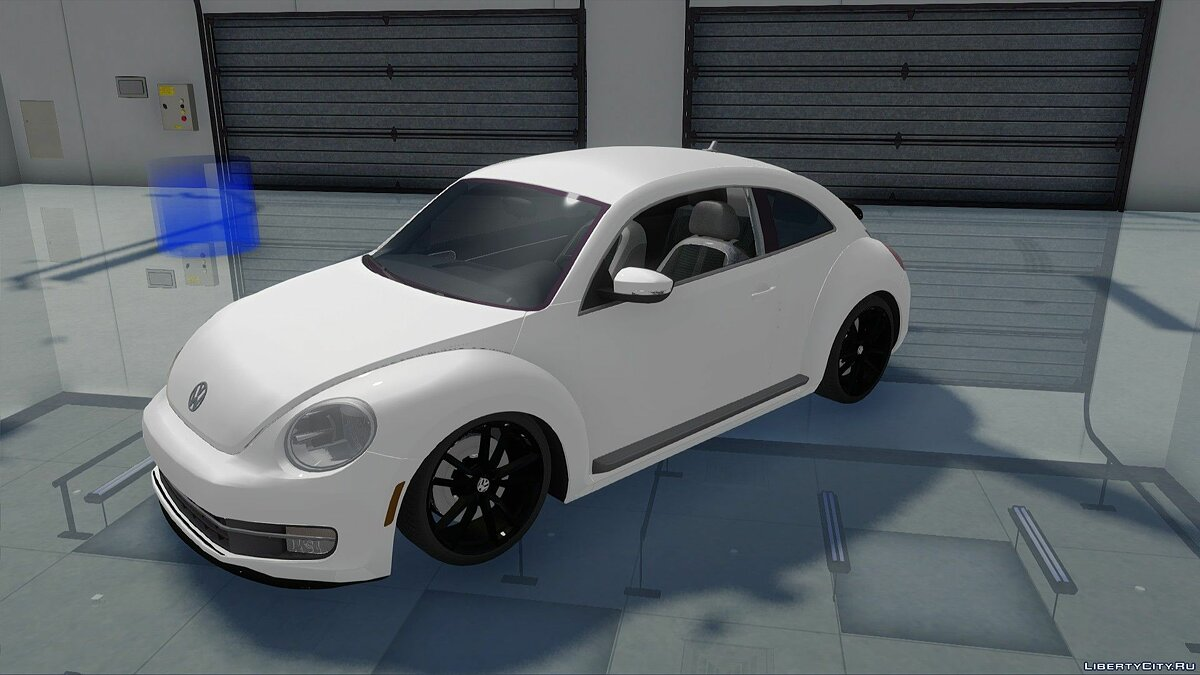 Volkswagen car Volkswagen Beetle GTI for GTA San Andreas