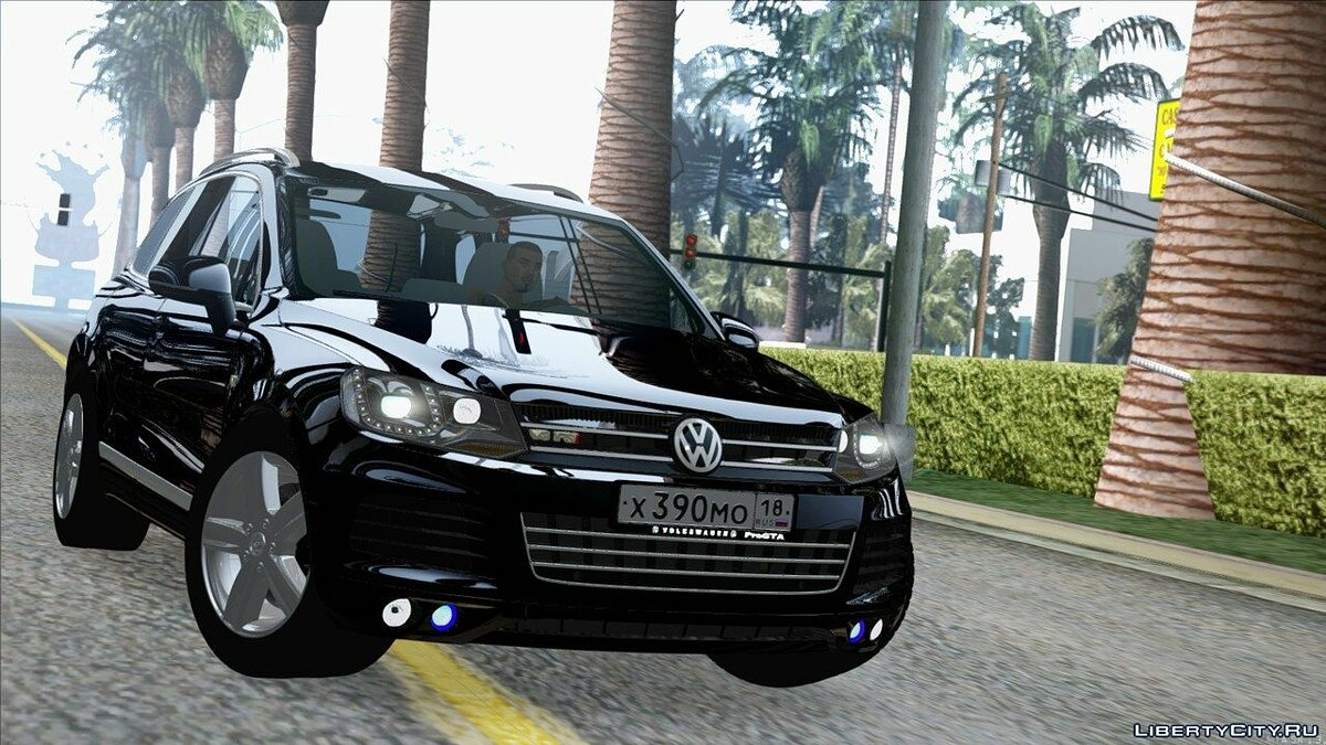 Volkswagen Touareg for GTA San Andreas - Картинка #1