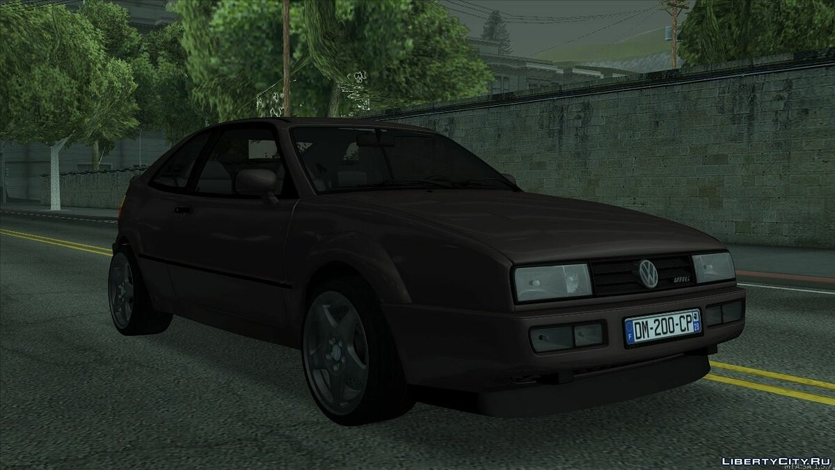 Volkswagen car Volkswagen Corrado VR6 for GTA San Andreas
