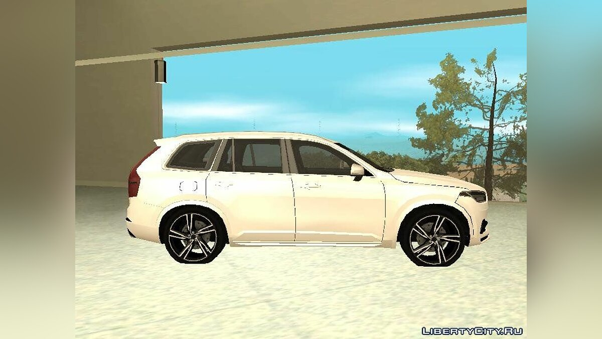 Volvo car Volvo XC90 2017 for GTA San Andreas