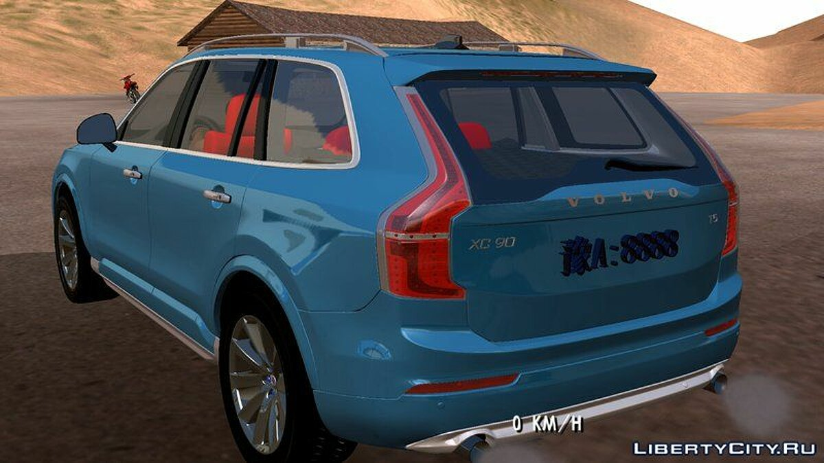 Volvo car Volvo XC90 for GTA San Andreas
