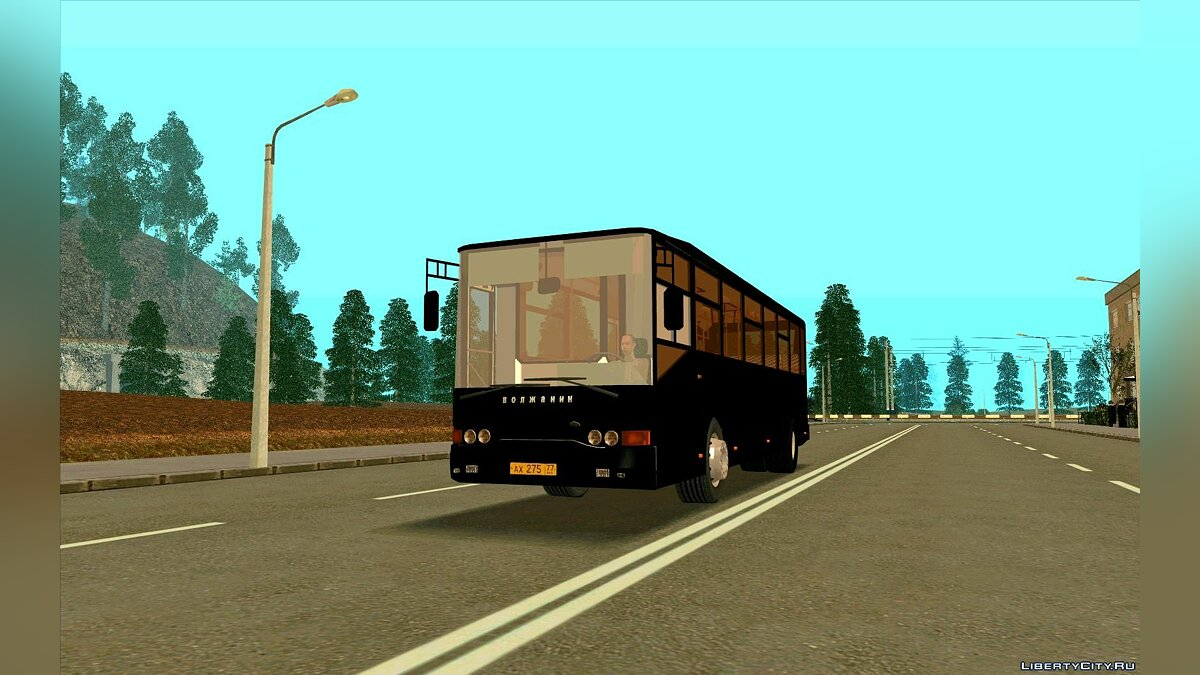 Volzhanin car Volzhanin 5270 for GTA San Andreas
