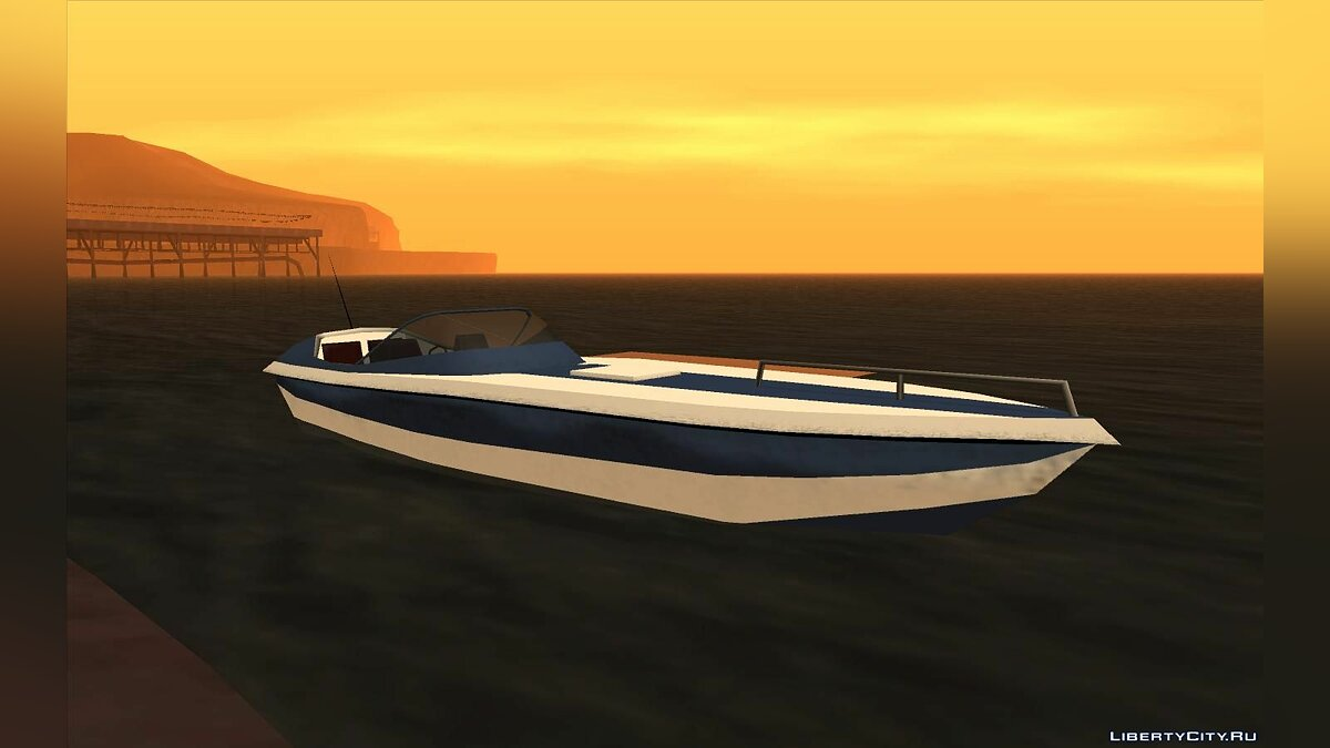 Boats and motorboats LC Boats Pack for GTA San Andreas