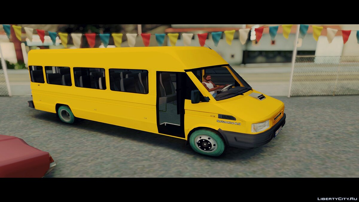 Zastava car Zastava New Turbo Rival 49.10 for GTA San Andreas