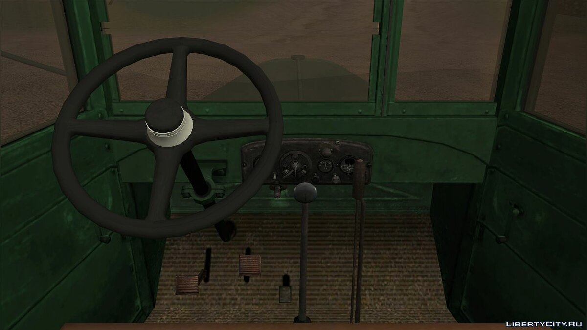 ZIL car 1934 ZiS-5 for GTA San Andreas