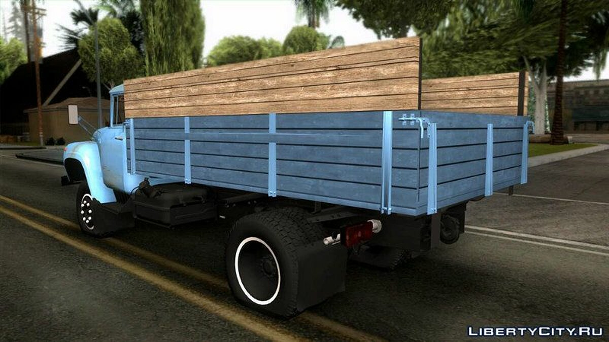 ZIL car ZIL-130 for GTA San Andreas