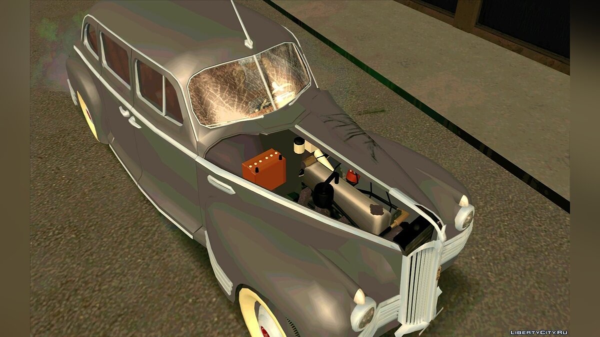 ZIL car ZiS 110 for GTA San Andreas