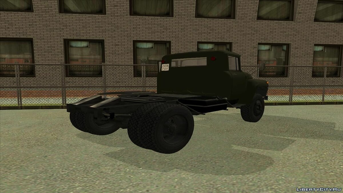 ZIL car ZiL-130V for GTA San Andreas