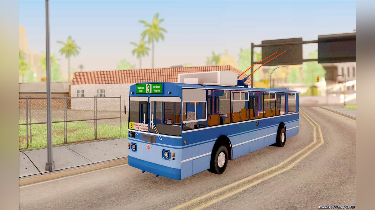 ZiU car ZiU-682G-017 (682G0N) for GTA San Andreas
