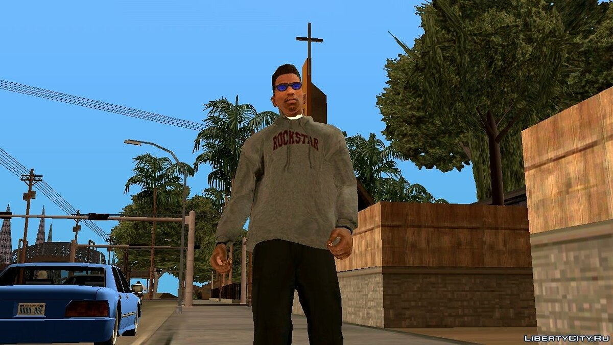 "Colored sweatshirts ""12"" for GTA San Andreas (iOS, Android) - Картинка #14"