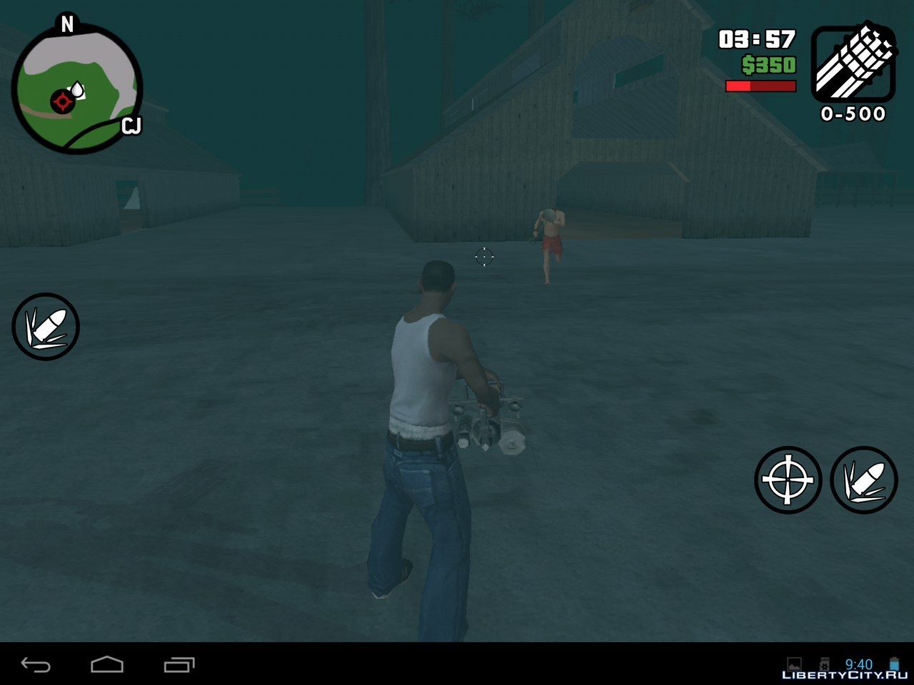 Misterix mod 10 0 (Android) for GTA San Andreas (iOS, Android)