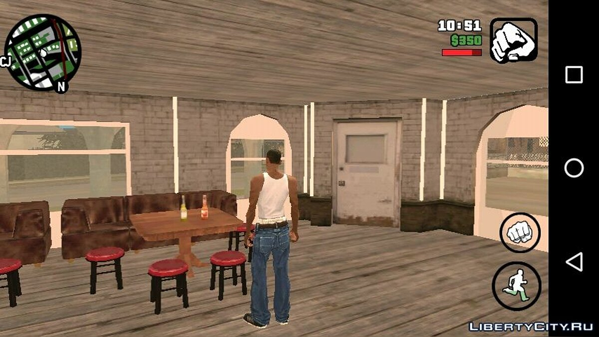 Global mod Open San Andreas (Ios, Android) for GTA San Andreas (iOS, Android)