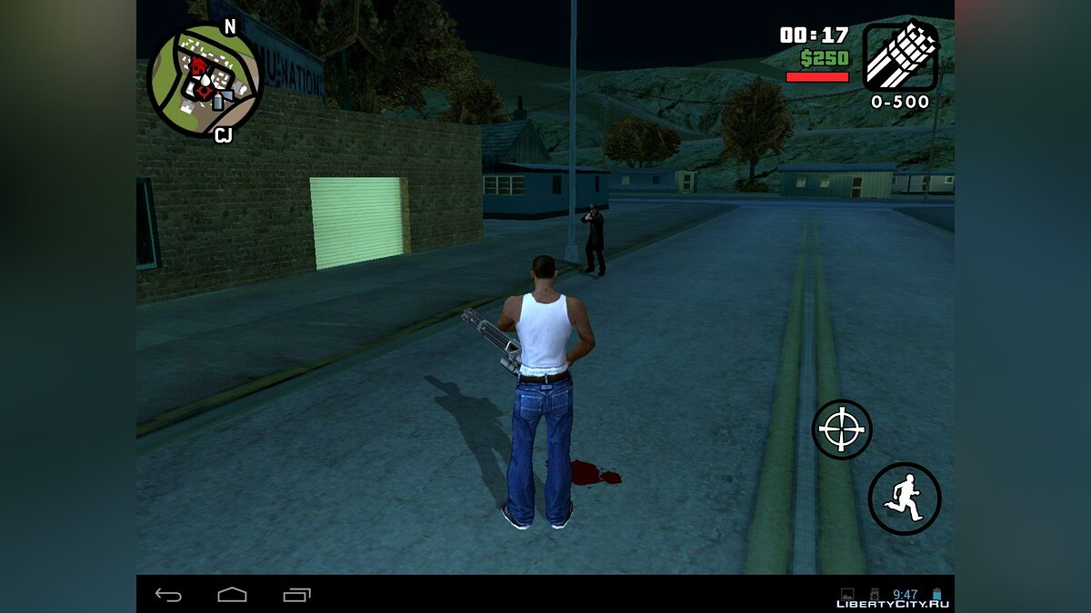 Misterix mod 10.0 (Android) for GTA San Andreas (iOS, Android) - screenshot #5