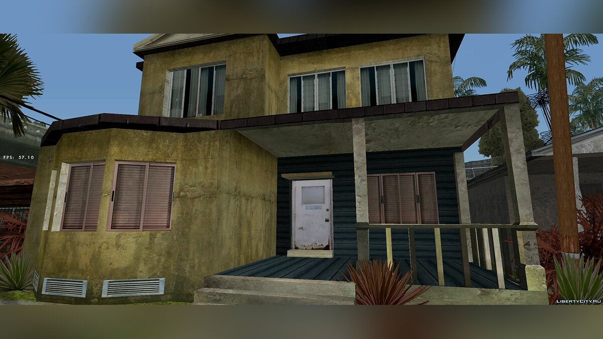 Global mod RoSA Project Evolved 2021 - improved textures for weak and powerful devices for GTA San Andreas (iOS, Android)