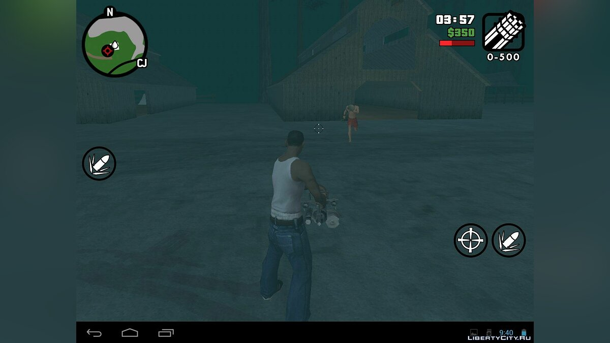 Global mod Misterix Mod [FINAL] (Android) for GTA San Andreas (iOS, Android)