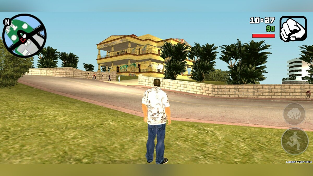 Global mod GTA VCtoSA Android Beta for GTA San Andreas (iOS, Android)
