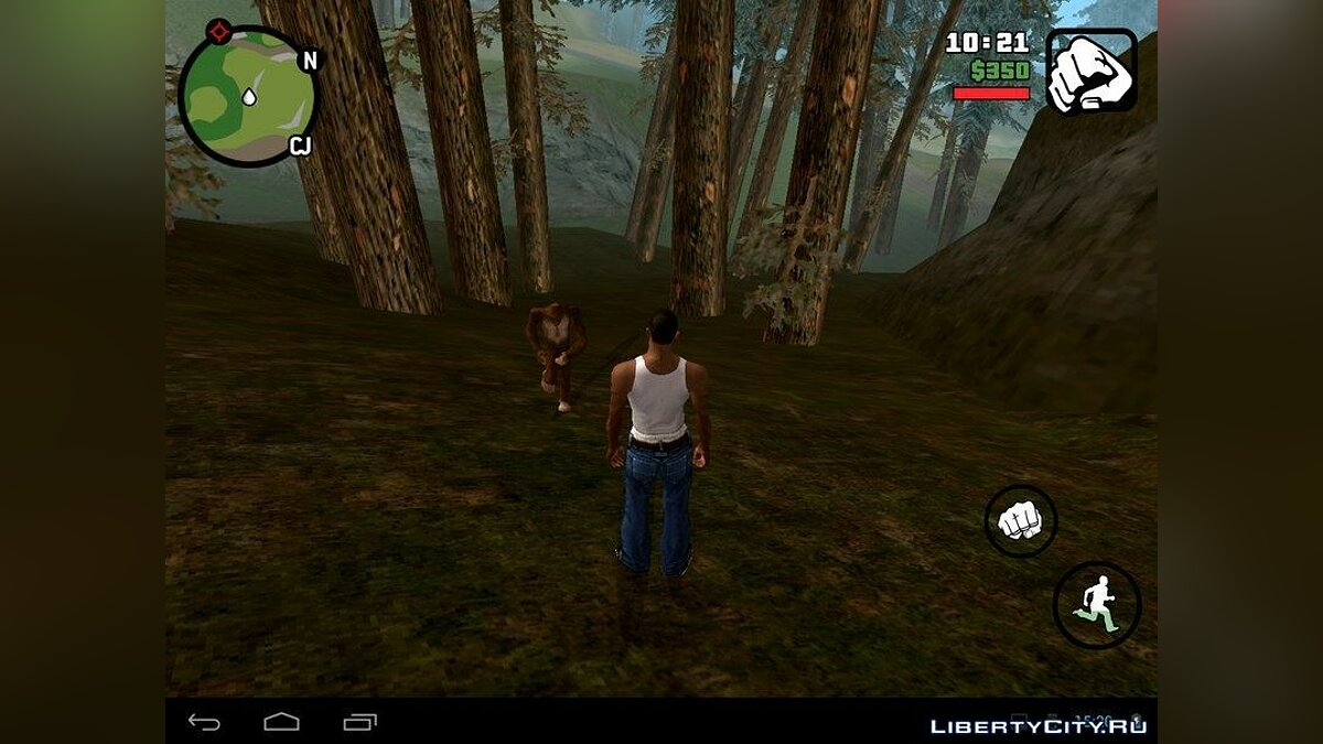 Misterix mod 9.0 Fixed for GTA San Andreas (iOS, Android) - screenshot #2