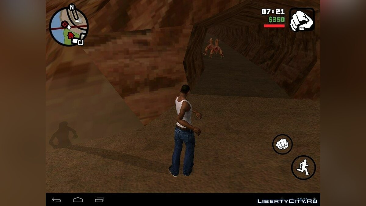 Misterix mod 9.0 Fixed for GTA San Andreas (iOS, Android) - screenshot #6