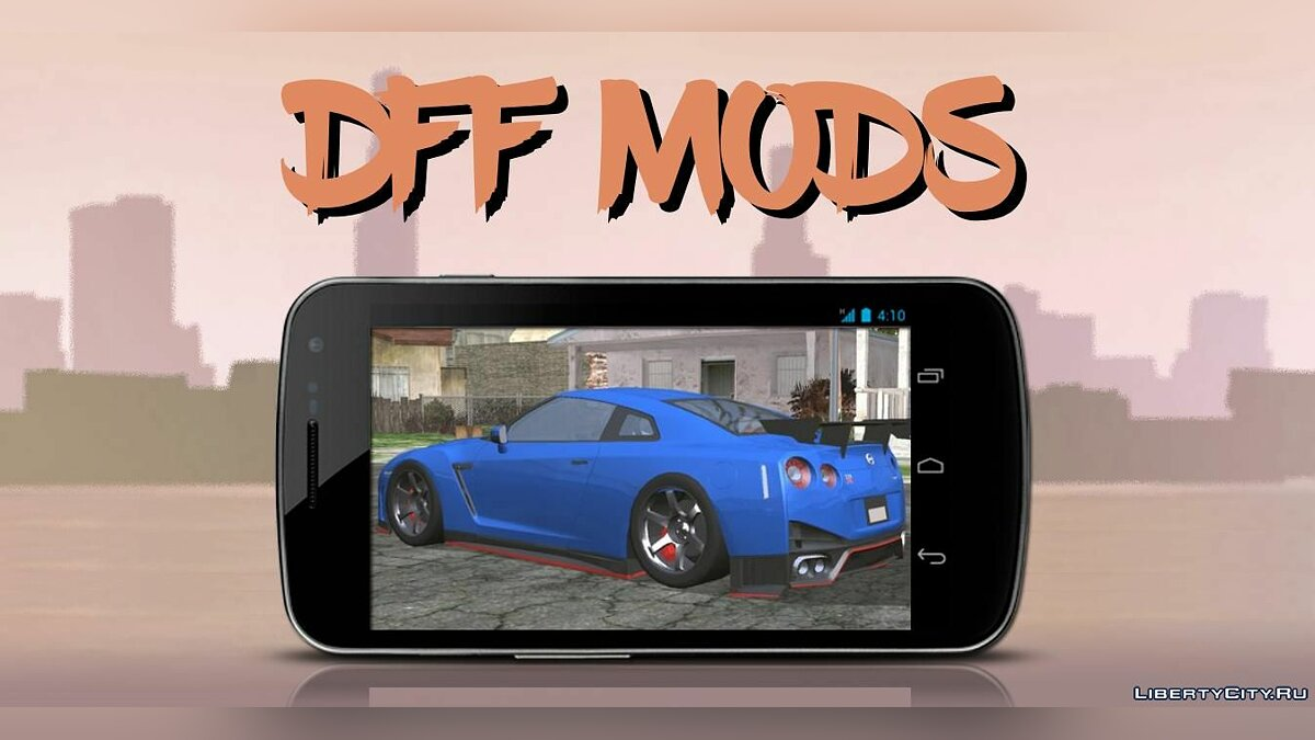 Program CLEO MOD Master v1.0.15 for GTA San Andreas (iOS, Android)