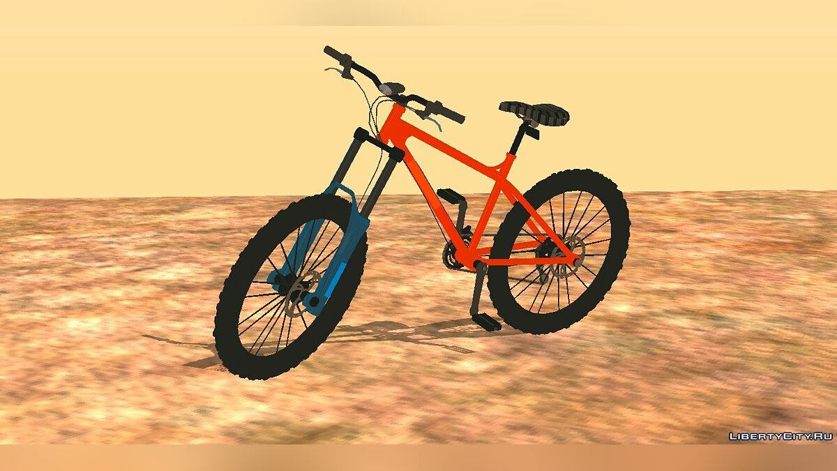 Motorbike GTA 5 Schorcer (dff only) for GTA San Andreas (iOS, Android)