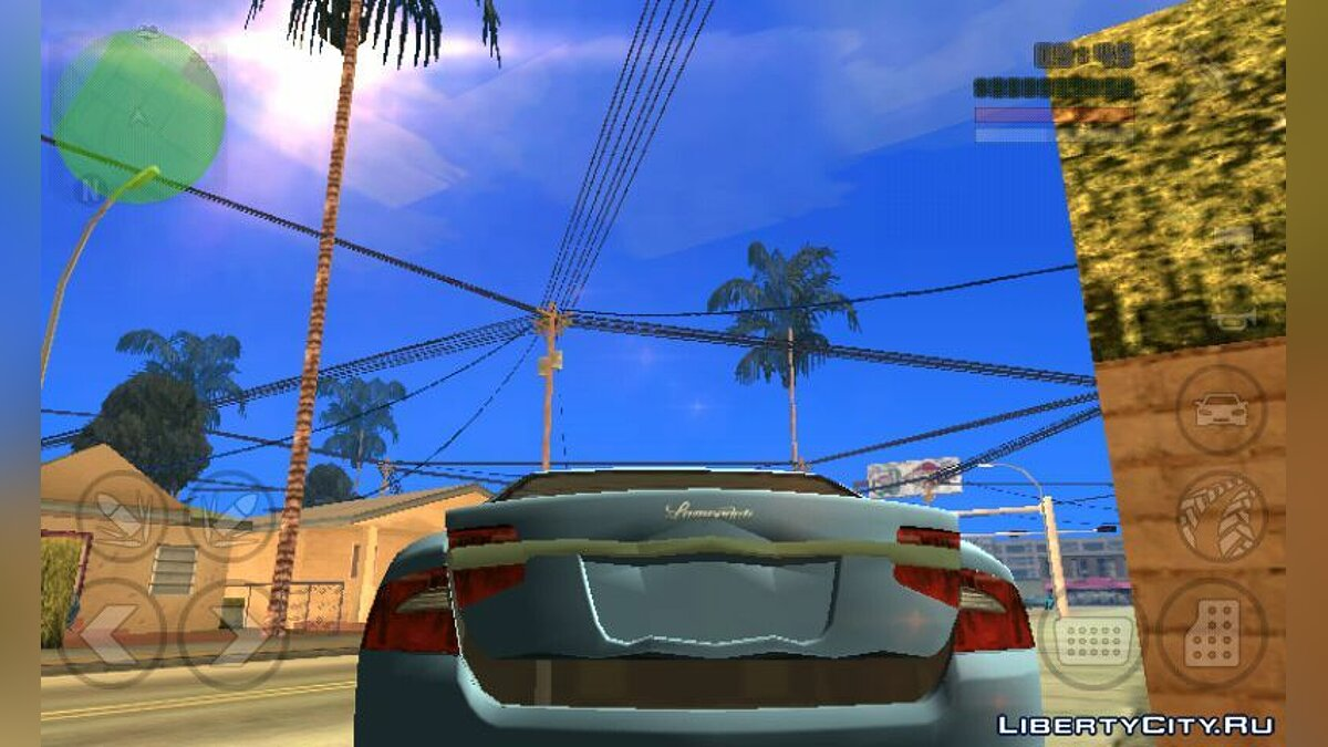Program New damage model for GTA San Andreas (iOS, Android)