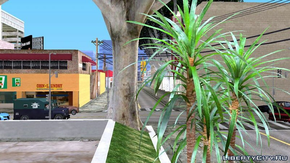 N.A.P Cinematic Scenery Timecyc For Mobile for GTA San Andreas (iOS, Android) - screenshot #2