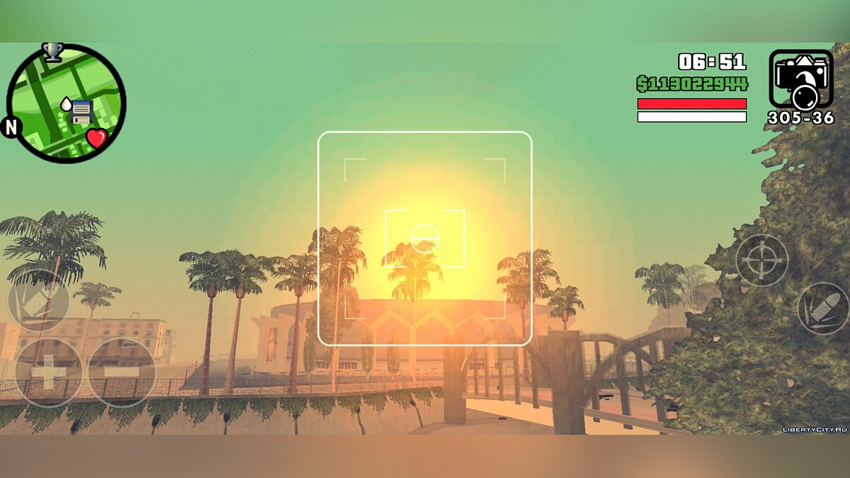 Program PS2 GRAPHICS for GTA San Andreas (iOS, Android)