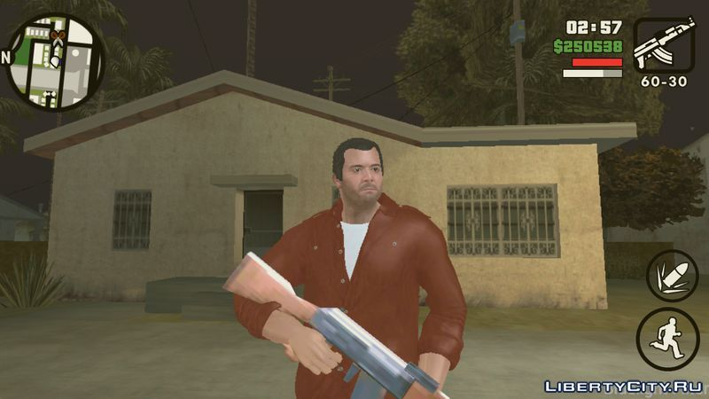 New characters for gta san andreas ios android 15 new character new character michaels model from gta v playerg android for gta voltagebd Images