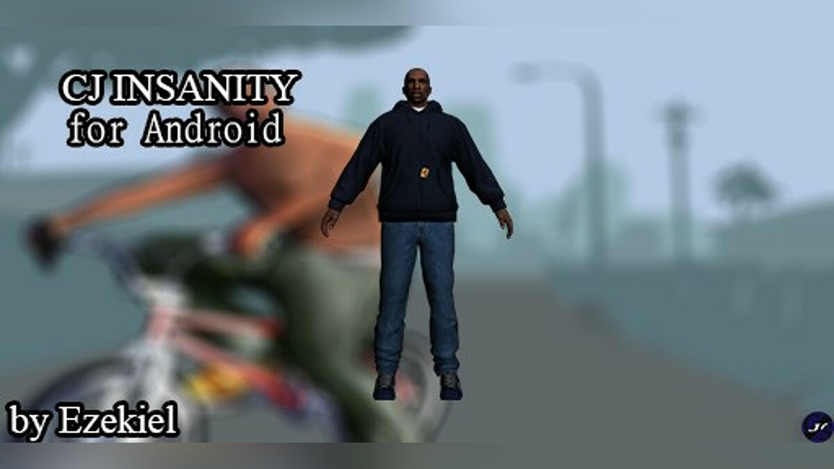 CJ Insanity for Android / iOS for GTA San Andreas (iOS, Android) - Картинка #1