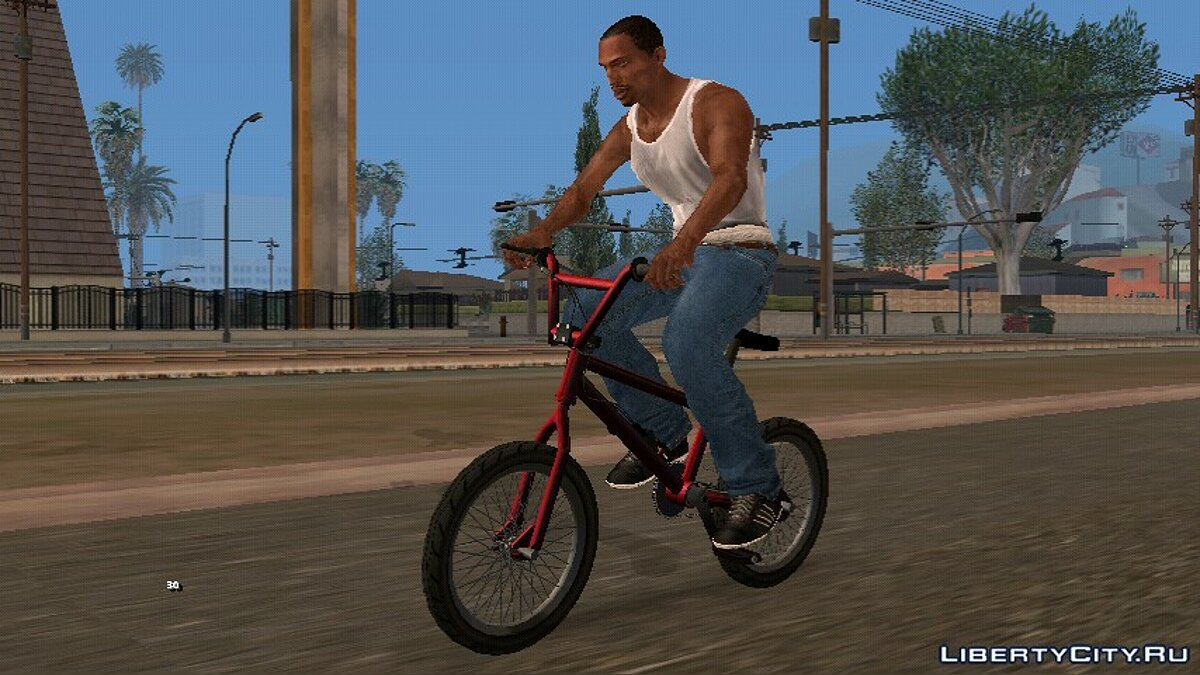 CJ Insanity for Android / iOS for GTA San Andreas (iOS, Android) - Картинка #4