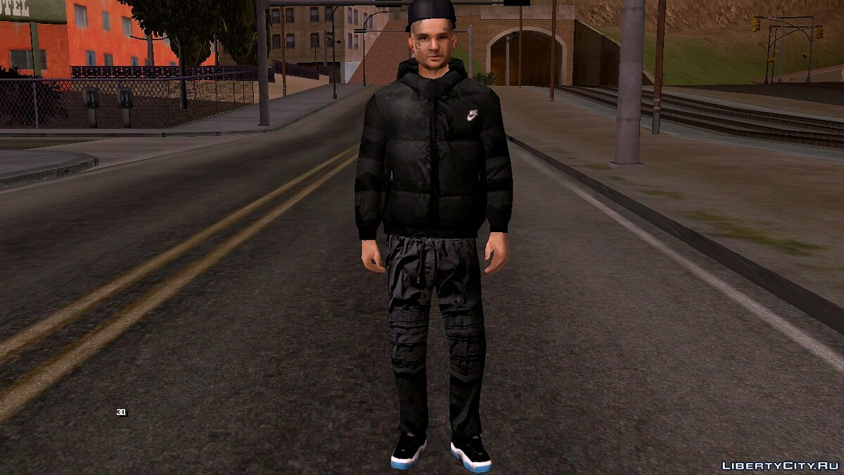 New character Morgenstern for GTA San Andreas (iOS, Android)