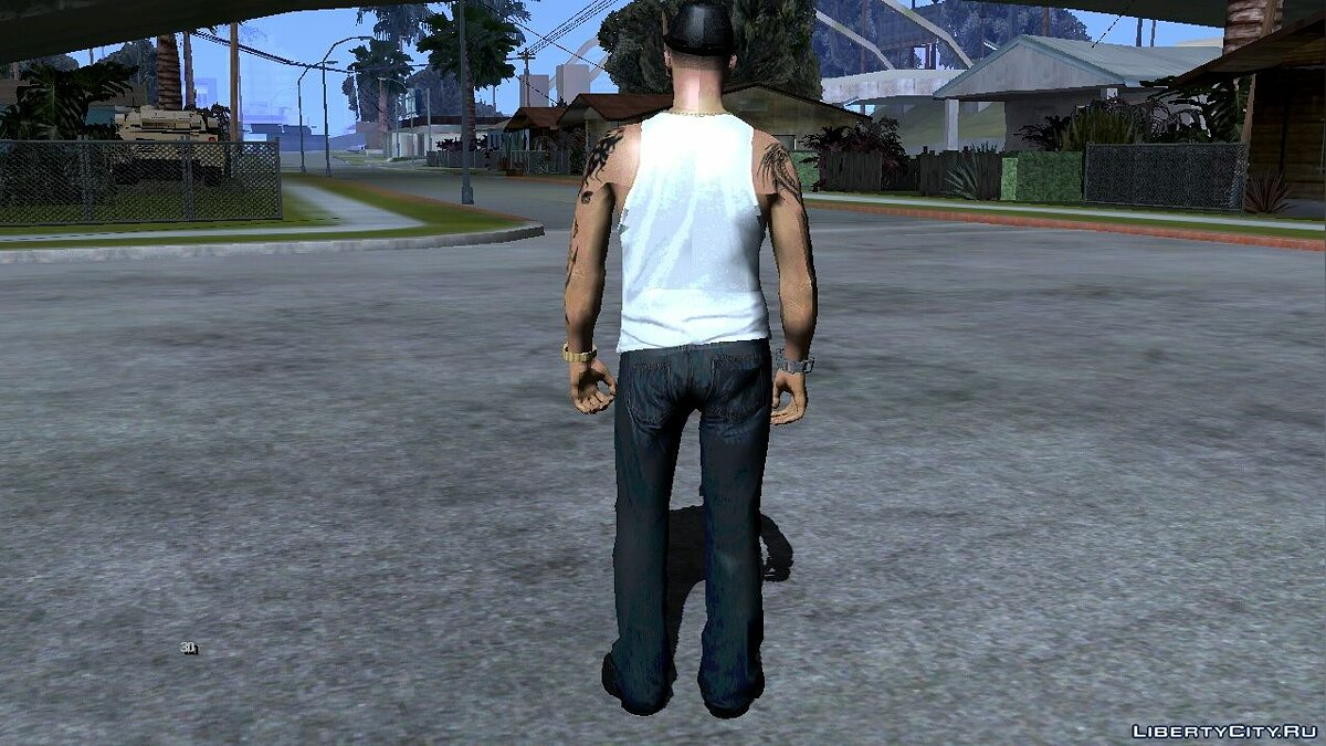 New character Random skin from GTA Online # 21 for GTA San Andreas (iOS, Android)