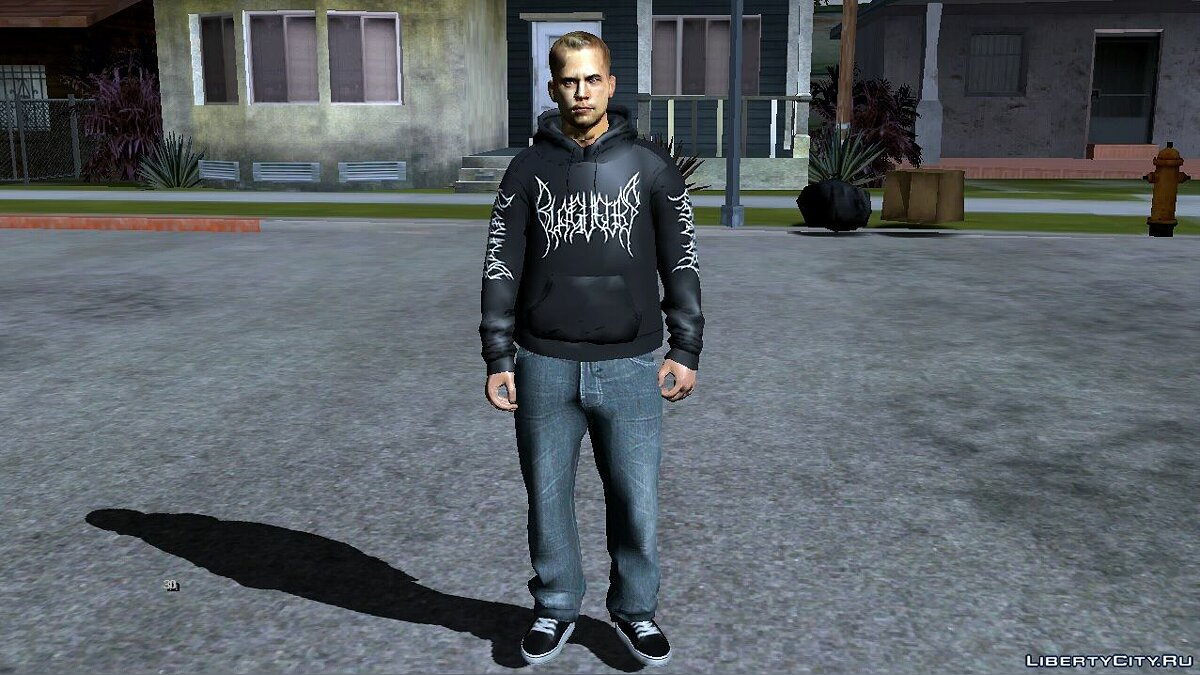 Paul Walker for GTA San Andreas (iOS, Android) - Картинка #1