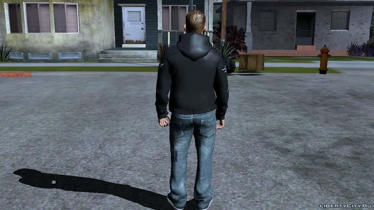 Paul Walker for GTA San Andreas (iOS, Android) - Картинка #2