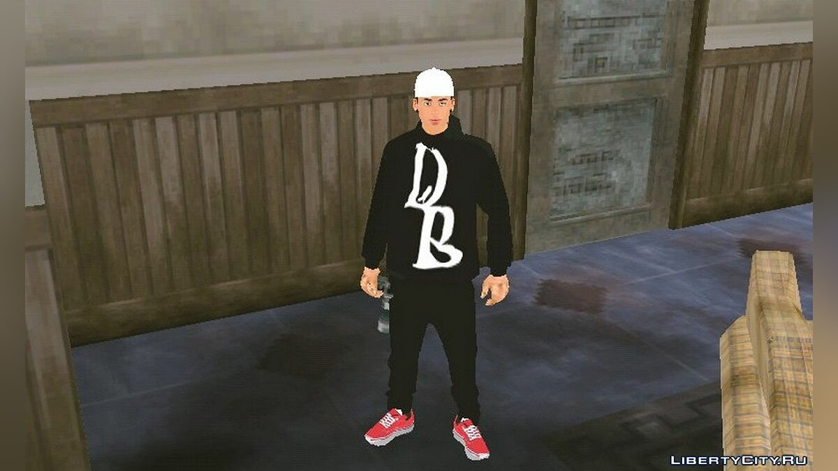 New character Новые персонажи for GTA San Andreas (iOS, Android)